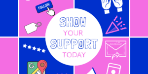 support small business for free
