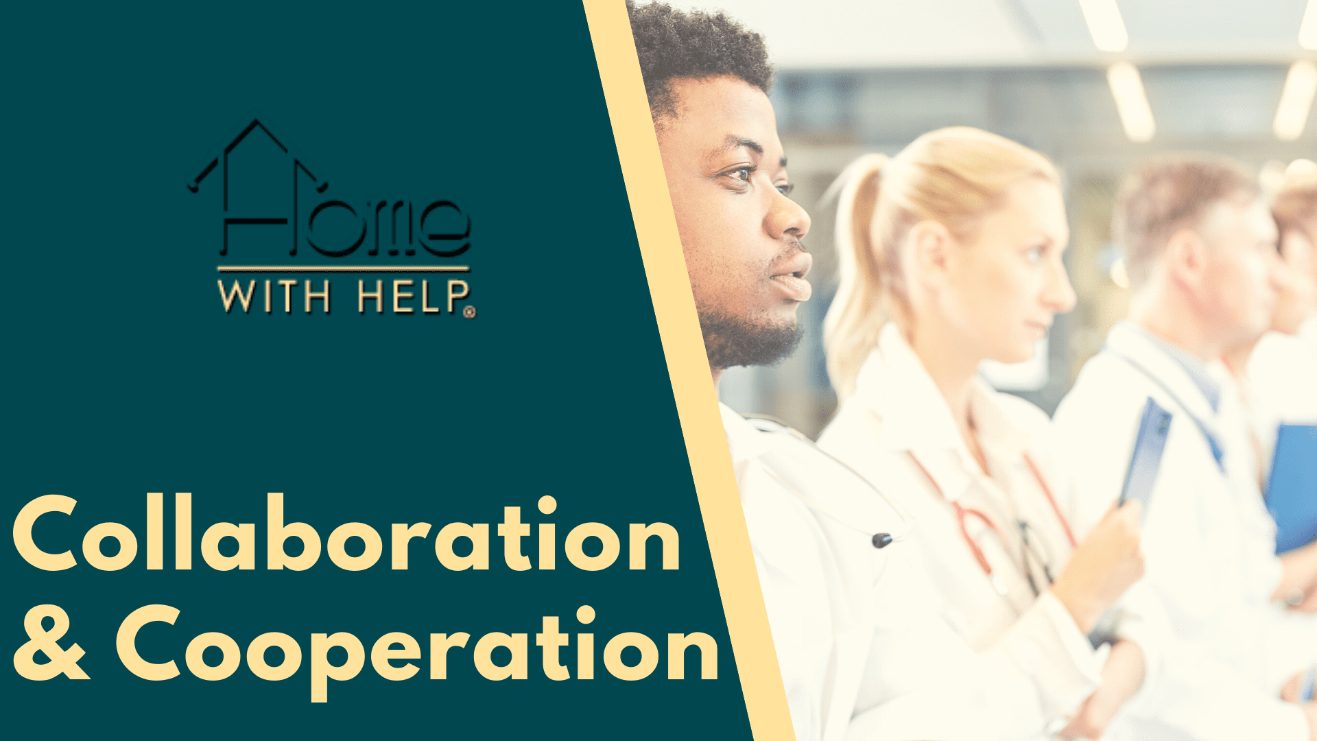 collaboration and cooperation in healthcare industry