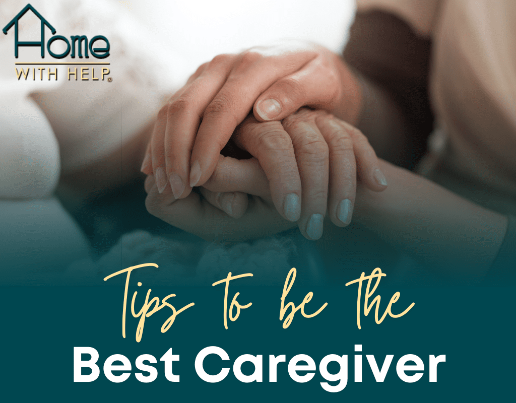 home with help tips for cargivers